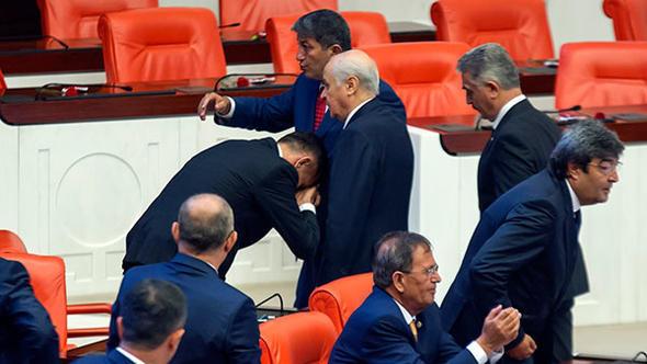 İYİ Partili Koray Aydın'a özür çağrısı