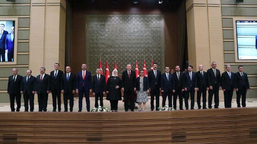 Erdoğan yeni bakanları neye göre seçtiğini açıkladı