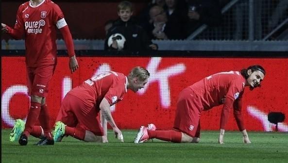 İşte birbirinden ilginç gol sevinçleri