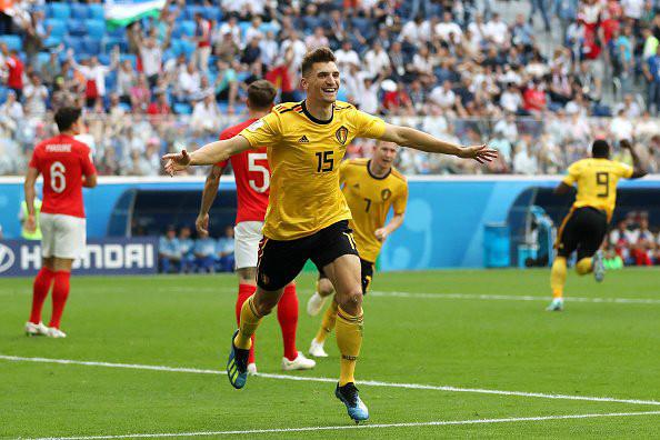 Belçika İngilizleri devirdi, dünya üçüncüsü oldu !