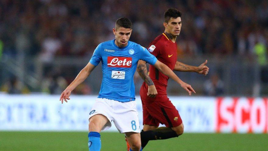 Chelsea'ye Napoli'den takviye: Jorginho !