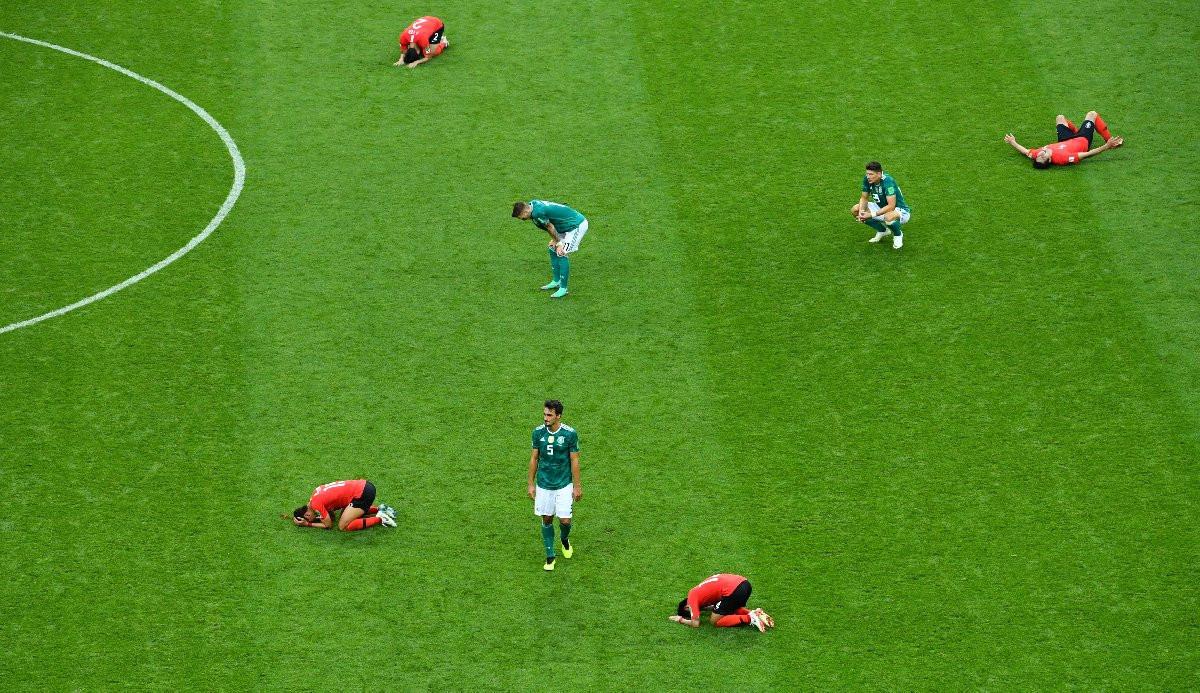Dünya Kupası'na damga vuran anlar !