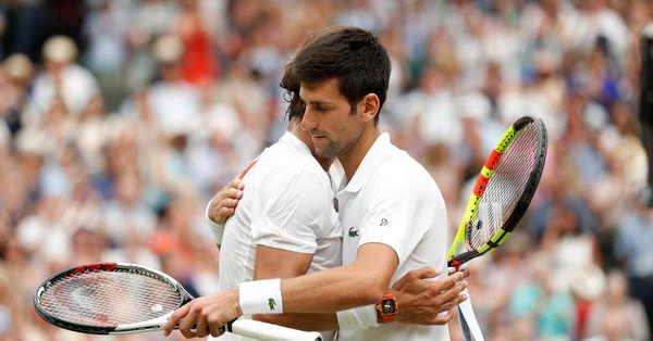 Tarihi maçın kazananı Novak Djokovic !