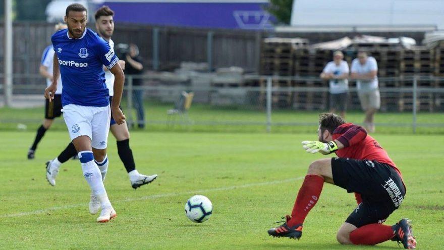 Everton'dan 22 gollük hazırlık maçı !