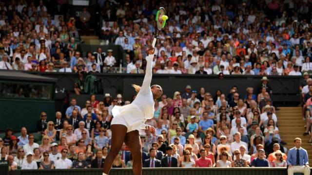 Serena Williams durdurulamıyor !