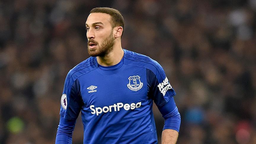Everton'da Cenk Tosun'a kötü haber !