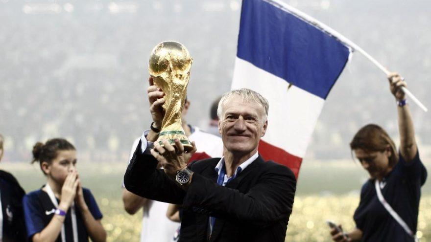 Fransa Milli Takımı 2020'ye kadar Deschamps'ta !