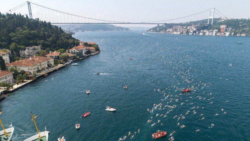 30'uncu Boğaziçi Kıtalararası Yüzme Yarışı gerçekleşti !