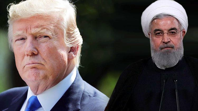 Trump'tan Ruhani'ye: Bir daha asla ABD'yi tehdit etme yoksa...
