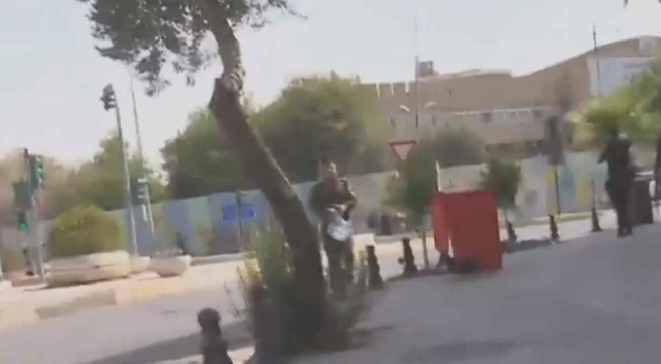 Erbil'de valiliğe intihar saldırısı: 3. saldırgan da öldürüldü