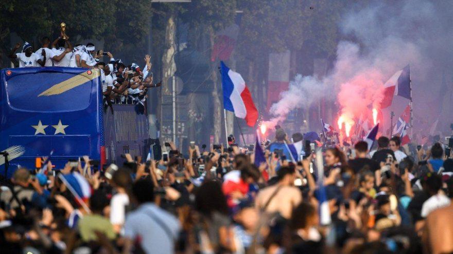 """Fransa'yı karıştıran sözler ! """"Dünya Kupası'nı..."""""""