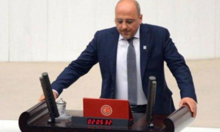 TBMM'de gerginlik; işte HDP'li Ahmet Şık'ın engellenen konuşması