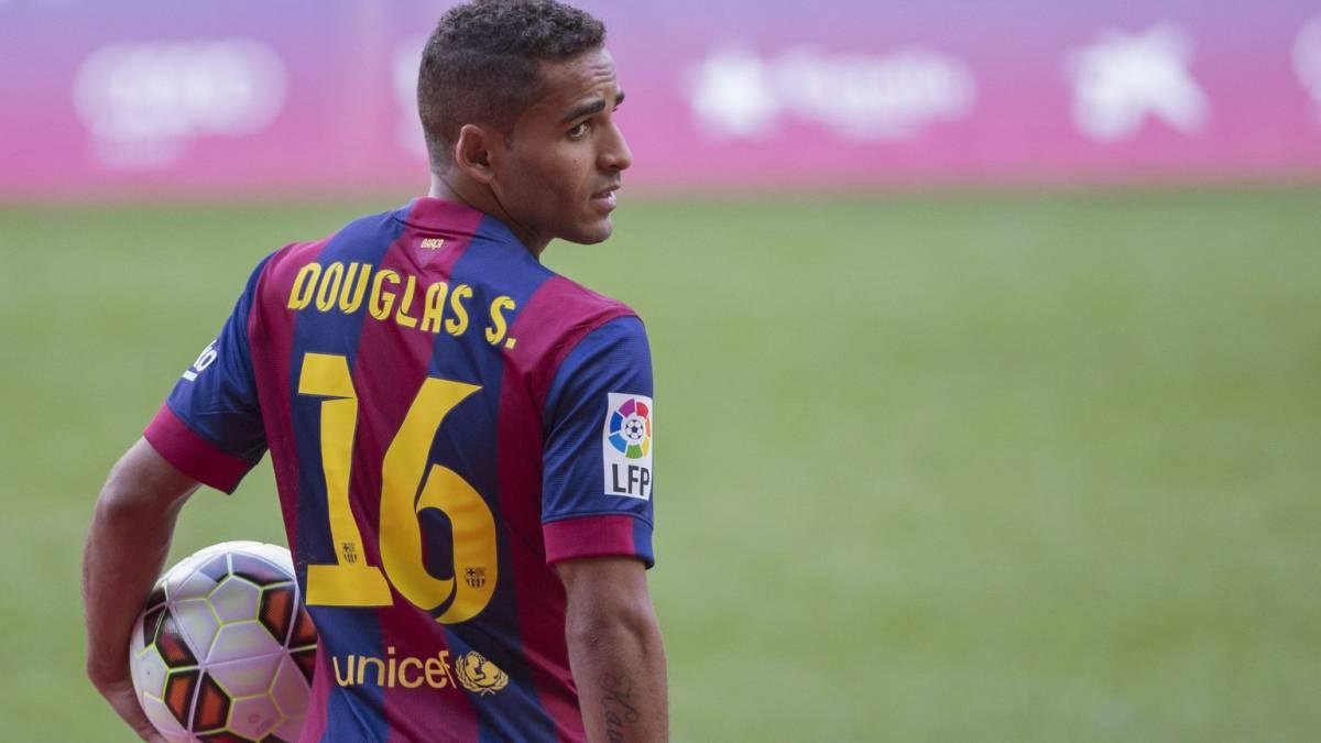Sivasspor Douglas'ı kaptı !