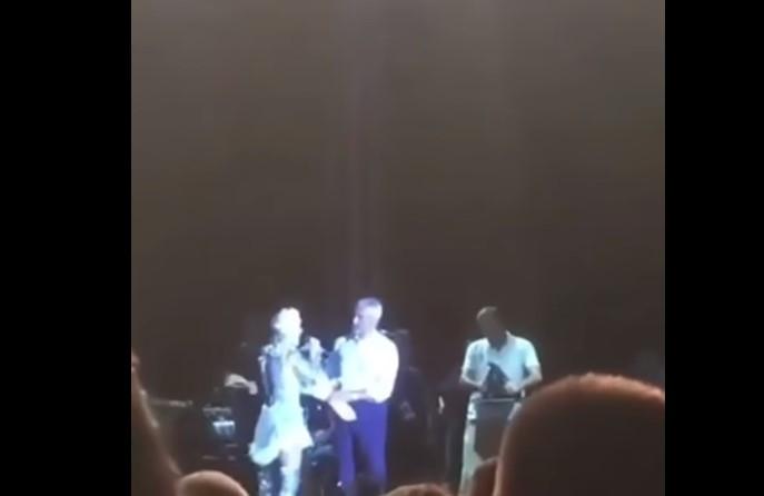 Sahnede şarkıcı Gülşen'i çıldırtan uyarı
