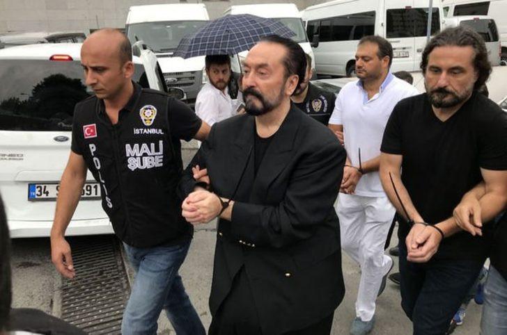 Adnan Oktar, Mehmet Baransu ile görüşmüş