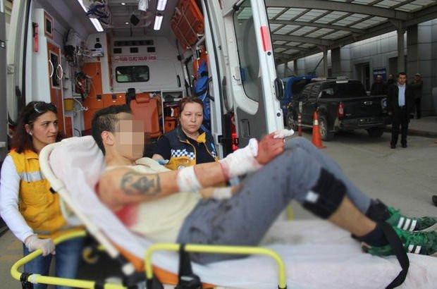 2 müdür yardımcısını bıçaklayan liseliye tahliye