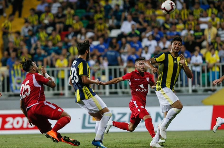 İzmir'de dostluk kazandı !