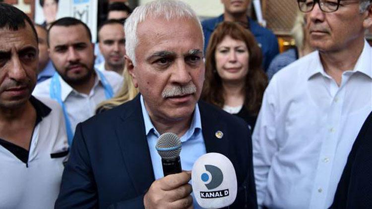 Koray Aydın'ın ''Bahçeli'' gafına MHP'den tepki !
