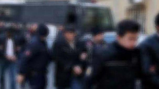 FETÖ şüphelileri Edirne'de yakalandı
