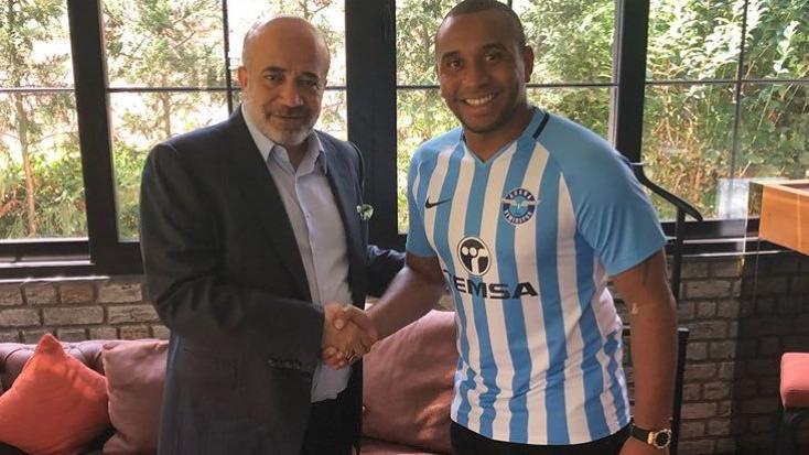 Yıldız futbolcu Adana Demirspor'da !