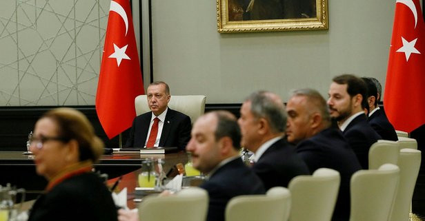 Kabine Beştepe'de toplandı