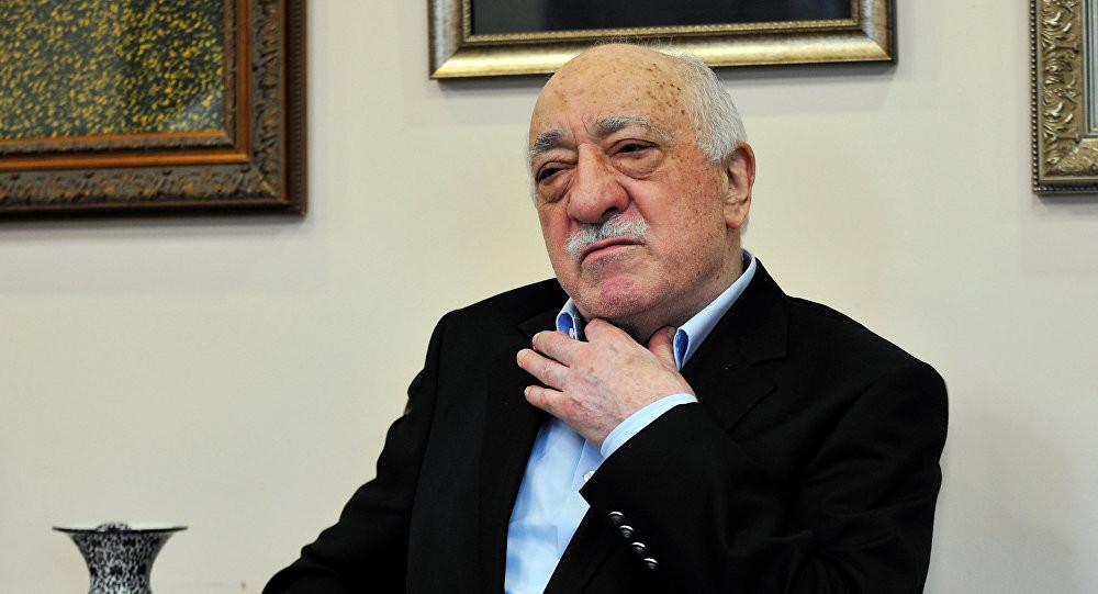 Fetullah Gülen'den iğrenç hareket
