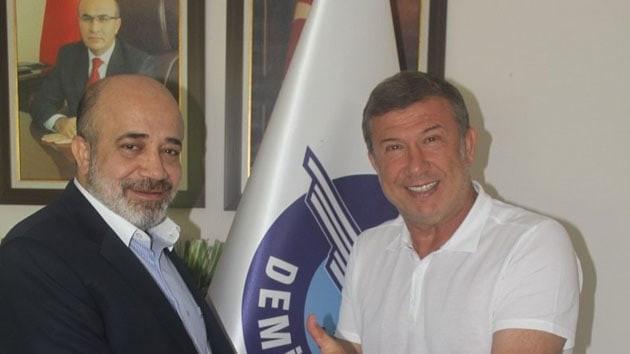 Tanju Çolak Adana Demirspor'un Sportif Direktörü oldu
