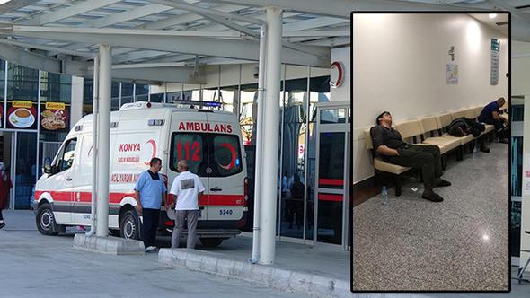 Hastanelere akın ettiler: Sayı artabilir...