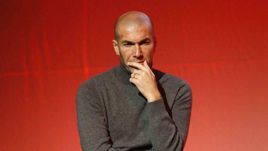 Zidane için bomba iddia !