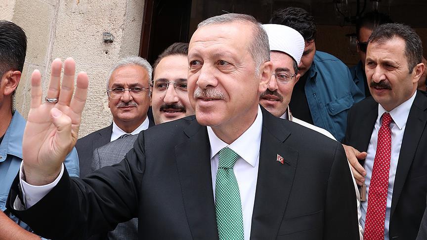 Erdoğan: Dolar molar bizim yollarımızı kesemez - Canlı