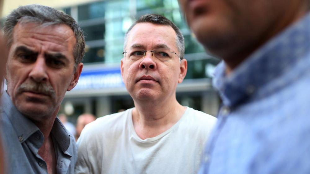 AK Partili Eker: ''Brunson hakkında ciddi iddialar var''
