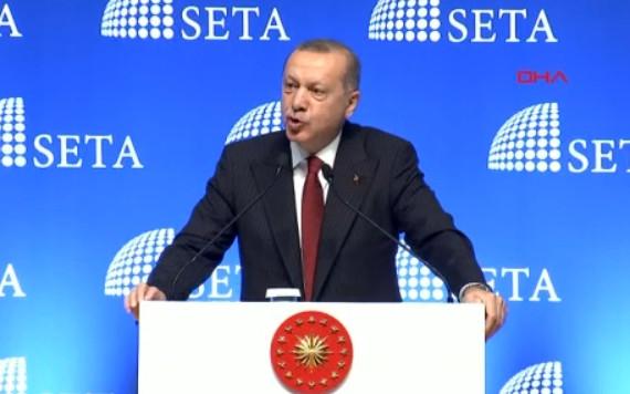 Erdoğan'dan canlı yayında ABD ürünlerine boykot çağrısı
