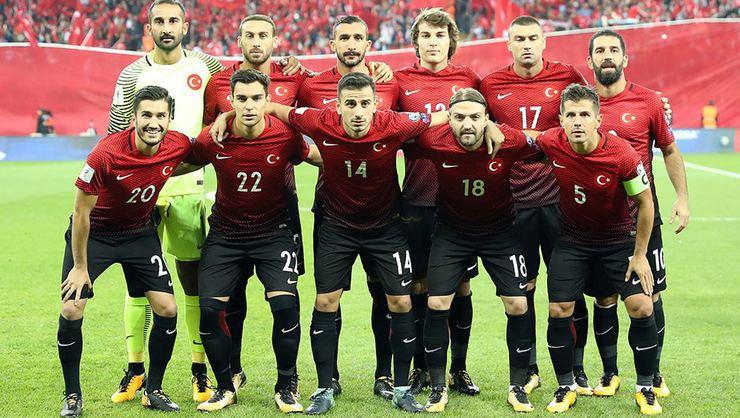 FIFA Dünya sıralaması belli oldu ! Türkiye...