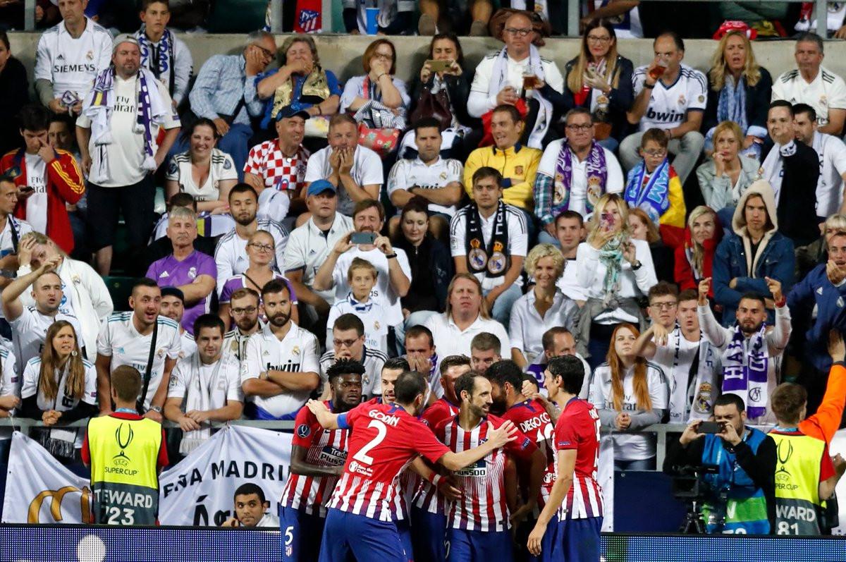 Real Madrid 18 yıl sonra finalde kaybetti