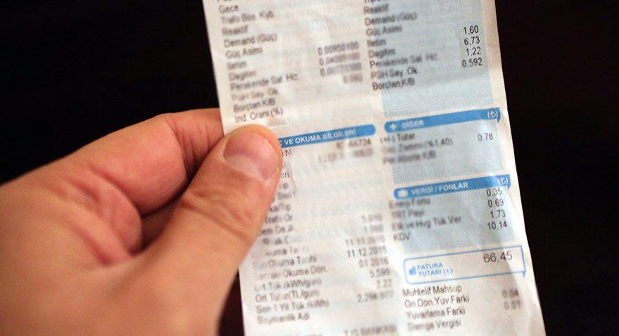 Elektrik faturalarında yeni dönem: Kademeli fatura başlıyor