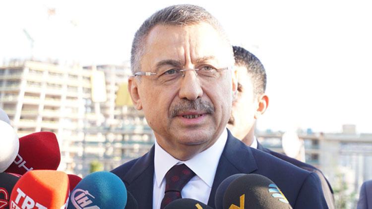 Cumhurbaşkanı Yardımcısı Oktay'dan bayram mesajı