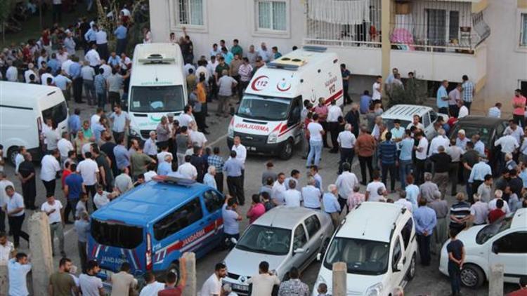 Adıyaman'da vahşet: 2 kızını öldürüp intihar etti !