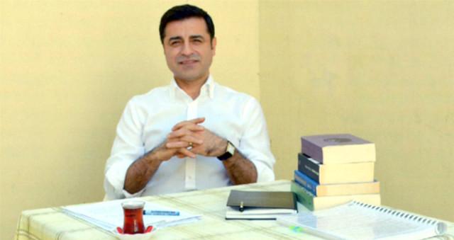 Demirtaş'ın tutukluluk haline devam