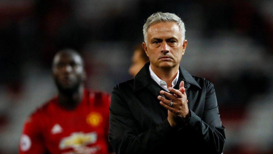 Mourinho'dan sert sözler: Saygı gösterin !k