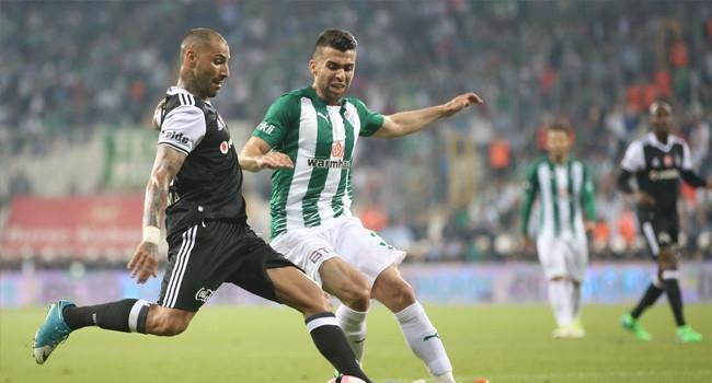 Beşiktaş taraftarına deplasman yasağı