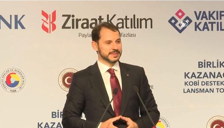 Bakan Albayrak: Atmamız gereken adımları çok iyi biliyoruz