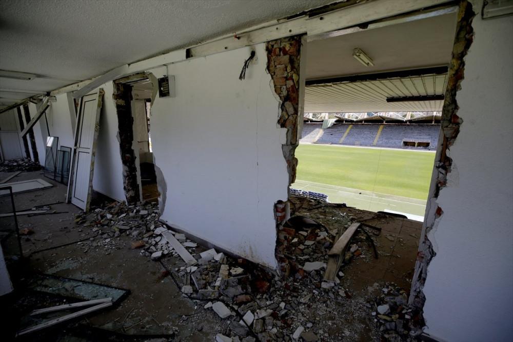 19 Mayıs Stadı yıkılıyor ! - Resim: 3