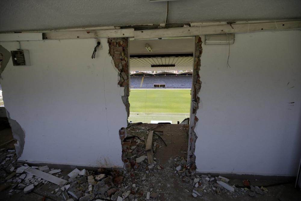 19 Mayıs Stadı yıkılıyor ! - Resim: 4