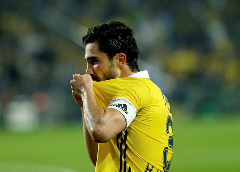 Fenerbahçe'de Hasan Ali Kaldırım etkisi !