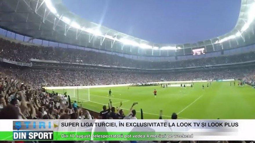 Süper Lig maçları Romanya'da da yayınlanacak !