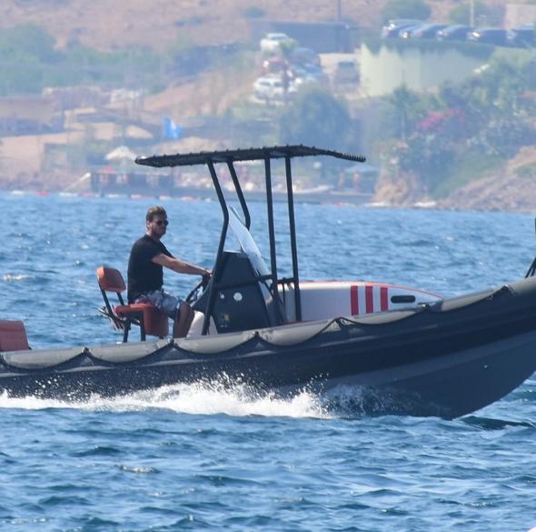 Kıvanç Tatlıtuğ balık avı için 300 bin TL harcadı