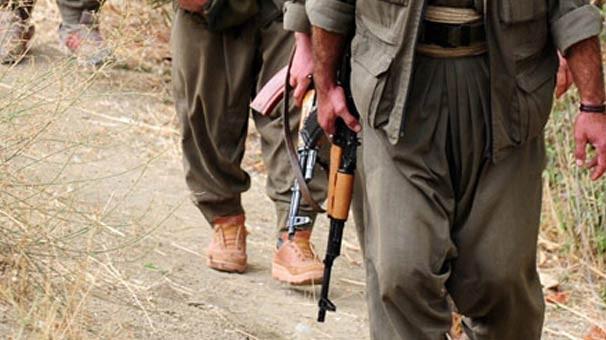 PKK'lı teröristin yazdığı mektup bulundu