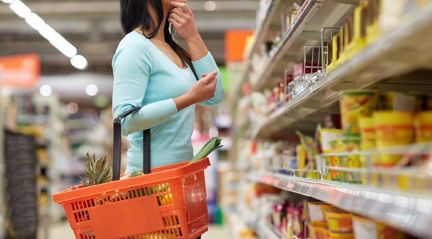 Markette fiyatlar arttı, gramaj yükseldi