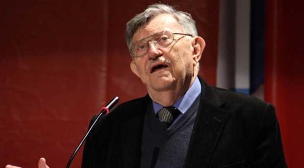 Hocaların hocası Prof. Dr. Boratav: ''Ciddi bir krizin başındayız''