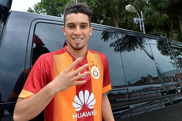 Galatasaray'a Alex Telles piyangosu